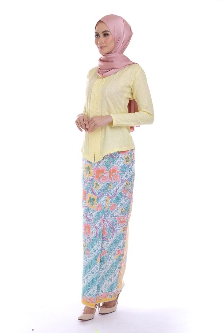 Habra Haute Karina Kebaya Batik KN01 Baju Kebaya Kurung