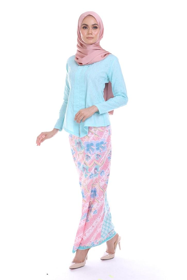 Habra Haute Karina Kebaya Batik KN02 Baju Kebaya Kurung