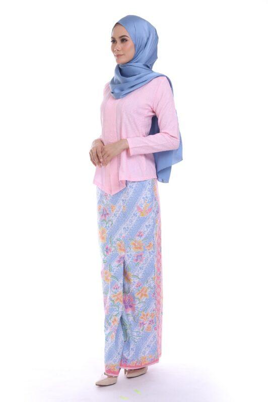 Habra Haute Karina Kebaya Batik KN03 Baju Kebaya Kurung