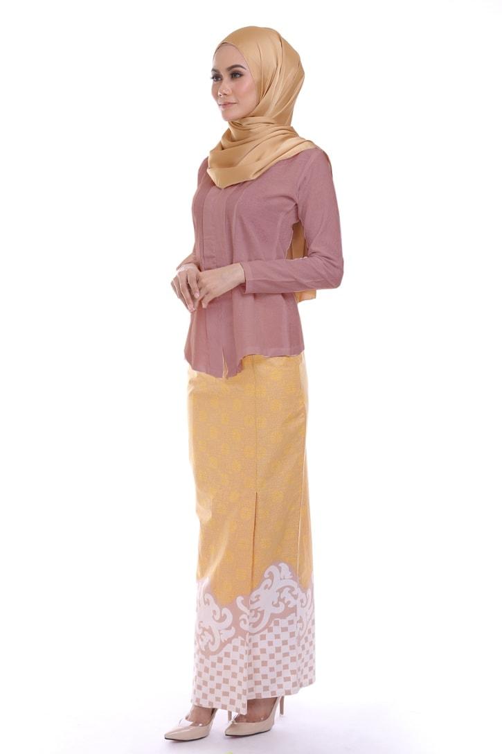 Habra Haute Karina Kebaya Batik KN04 Baju Kebaya Kurung