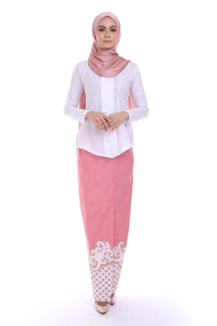Habra Haute Karina Kebaya Batik KN07 Baju Kebaya Kurung