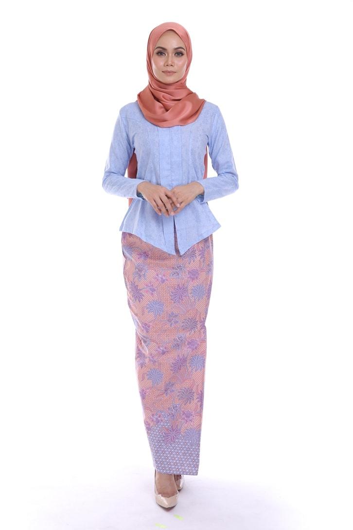 Habra Haute Karina Kebaya Batik KN08 Baju Kebaya Kurung