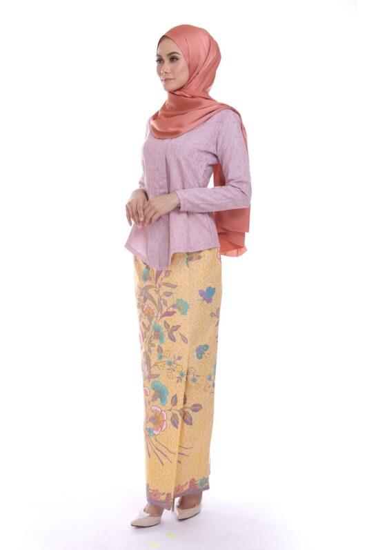 Habra Haute Karina Kebaya Batik KN10 Baju Kebaya Kurung