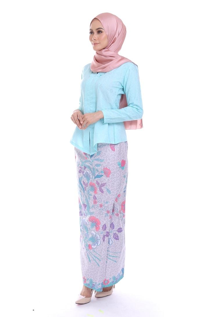 Habra Haute Karina Kebaya Batik KN11 Baju Kebaya Kurung