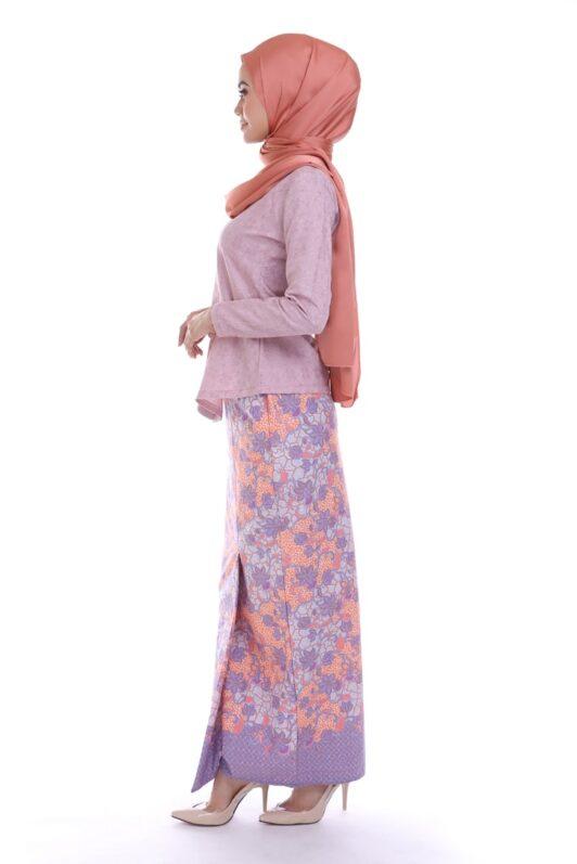 Habra Haute Karina Kebaya Batik KN12 Baju Kebaya Kurung