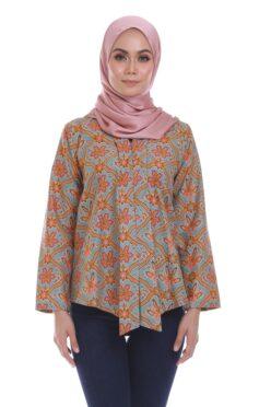 habra haute siska top batik