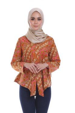 habra haute siska top batik st03