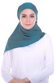 habra hijab crochet satin shawl