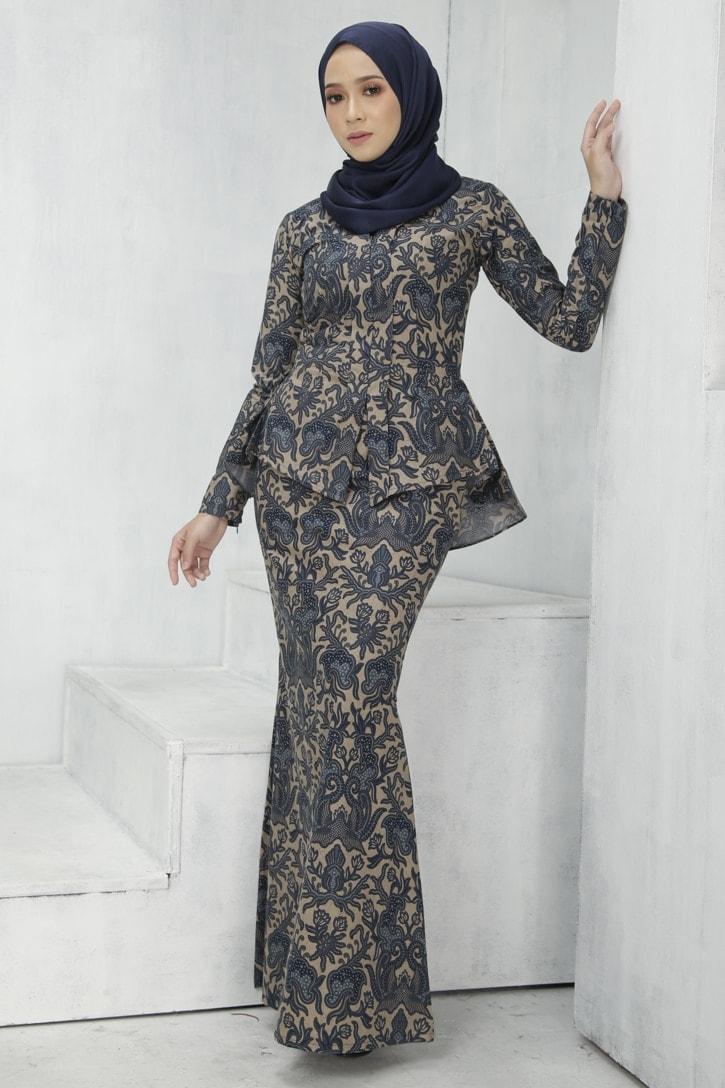 habra haute kara kebaya batik modern malaysia indonesia ks02