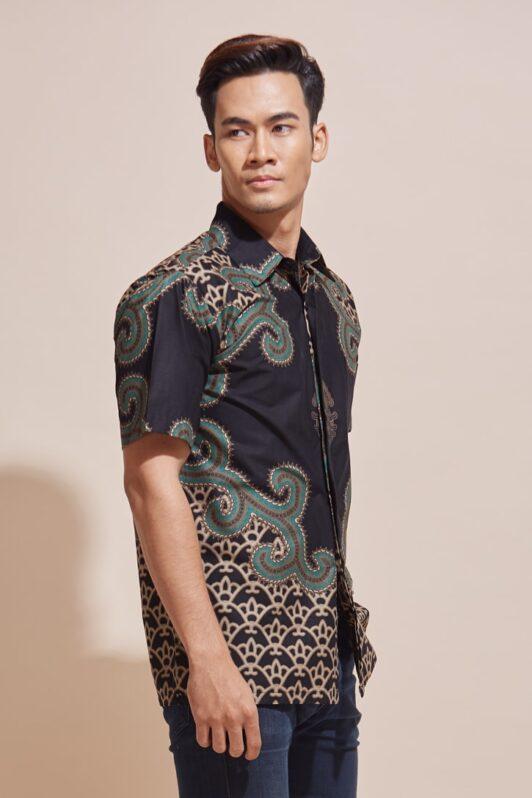 habra haute batik sedondon couple set kebaya batik malaysia indonesia batik cotton kebaya moden kebaya peplum kebaya batik jawa modern batik 2019 khaled kemeja batik kh68