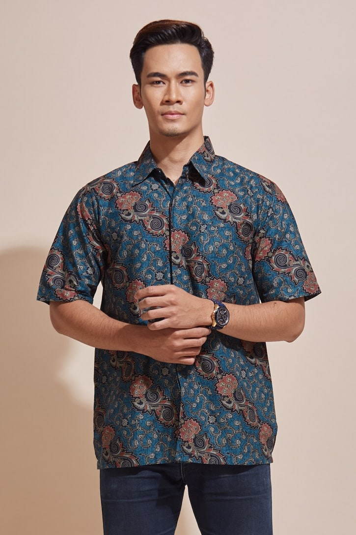 habra haute batik sedondon couple set kebaya batik malaysia indonesia batik cotton kebaya moden kebaya peplum kebaya batik jawa modern batik 2019 khaled kemeja batik kh71