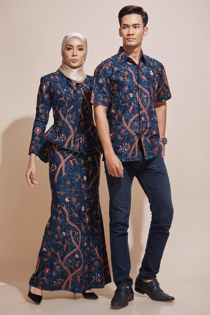 habra haute kebaya batik malaysia indonesia batik cotton kebaya moden kebaya peplum kebaya batik jawa kebaya batik modern kebaya nyonya kebaya batik 2019 kaisara kebaya batik ks31