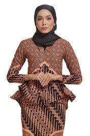 habra haute kebaya batik malaysia indonesia batik cotton kebaya moden kebaya peplum kebaya batik jawa kebaya batik modern kebaya nyonya kebaya batik 2019 kaisara kebaya batik ks36