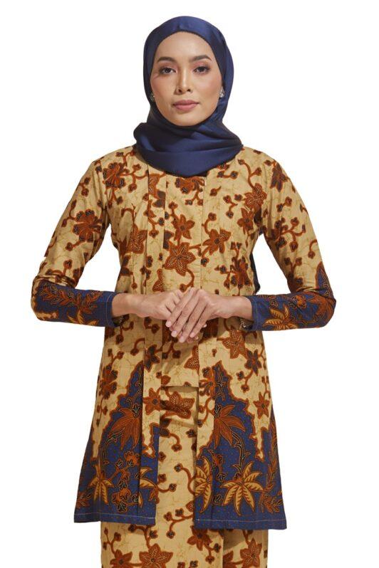 habra haute kebaya batik malaysia indonesia batik cotton kebaya moden kebaya peplum kebaya batik jawa kebaya batik modern kebaya nyonya kebaya batik 2019 kyna kebaya batik ky04
