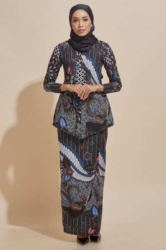 habra haute kebaya nyonya kebaya batik malaysia indonesia batik cotton kebaya moden kebaya peplum kebaya batik jawa kebaya batik modern kebaya batik 2019 kara kebaya batik kr73