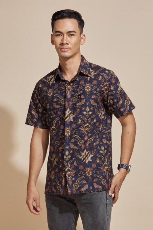habra haute batik sedondon couple set kebaya batik malaysia indonesia batik cotton kebaya moden kebaya peplum kebaya batik jawa modern batik 2019 khaled kemeja kh84