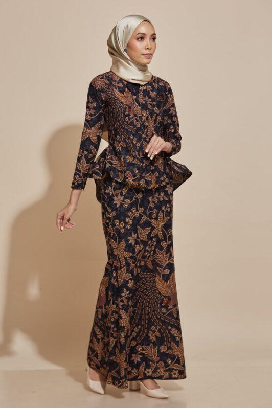 habra haute kebaya nyonya kebaya batik malaysia indonesia batik cotton kebaya moden kebaya batik jawa kebaya batik modern kebaya batik 2019 kaisara kebaya peplum ks77