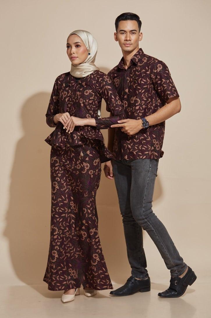 habra haute kebaya nyonya kebaya batik malaysia indonesia batik cotton kebaya moden kebaya batik jawa kebaya batik modern kebaya batik 2019 kaisara kebaya peplum ks82
