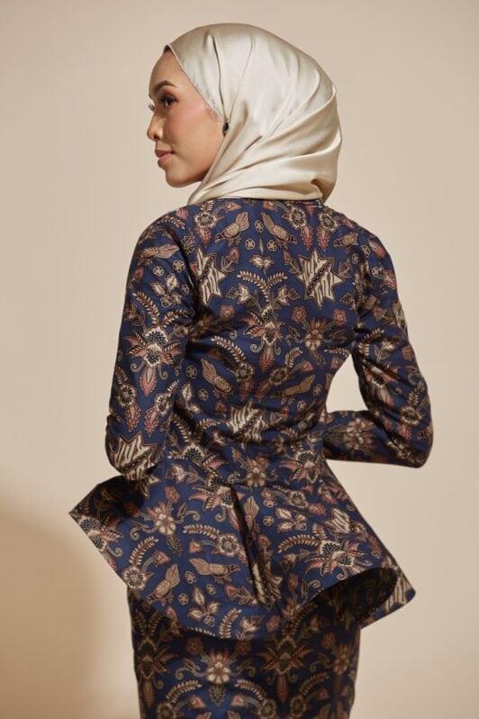 habra haute kebaya nyonya kebaya batik malaysia indonesia batik cotton kebaya moden kebaya batik jawa kebaya batik modern kebaya batik 2019 kaisara kebaya peplum ks84
