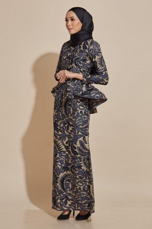 habra haute kebaya nyonya kebaya batik malaysia indonesia batik cotton kebaya moden kebaya batik jawa kebaya batik modern kebaya batik 2019 kaisara kebaya peplum ks85