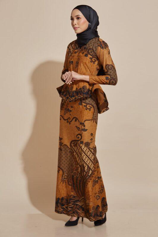 habra haute kebaya nyonya kebaya batik malaysia indonesia batik cotton kebaya moden kebaya batik jawa kebaya batik modern kebaya batik 2019 kaisara kebaya peplum ks88