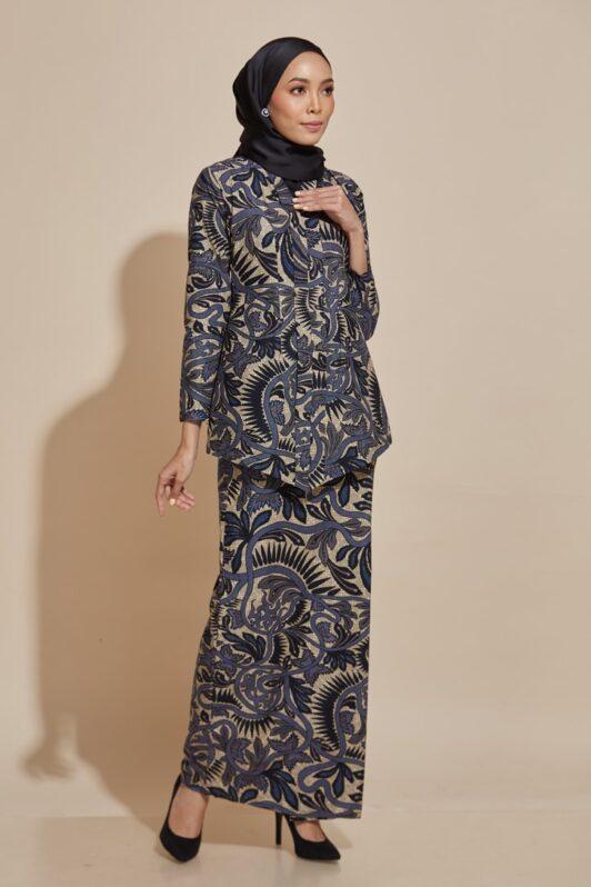 habra haute kebaya nyonya kebaya batik malaysia indonesia batik cotton kebaya moden kebaya peplum kebaya batik jawa kebaya batik modern kebaya batik 2019 kara kr85