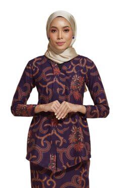 habra haute kebaya nyonya kebaya batik malaysia indonesia batik cotton kebaya moden kebaya peplum kebaya batik jawa kebaya batik modern kebaya batik 2019 kara kr87
