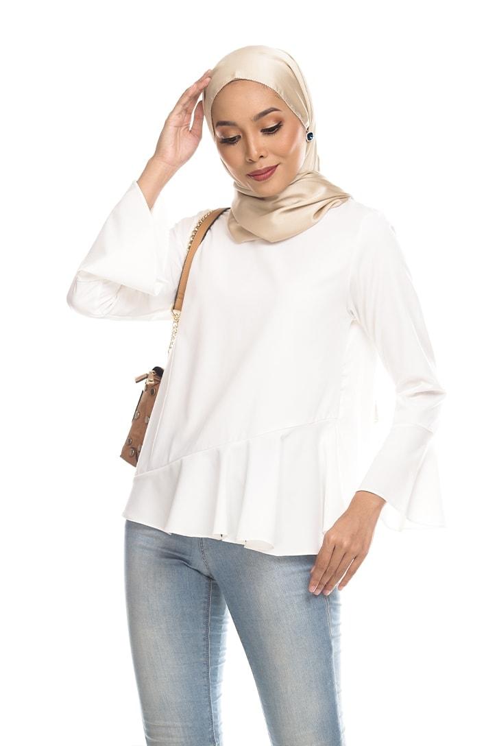 Habra Keara Kate blouse cantik blouse muslimah blouse designs blouse murah blouse and pants blouse