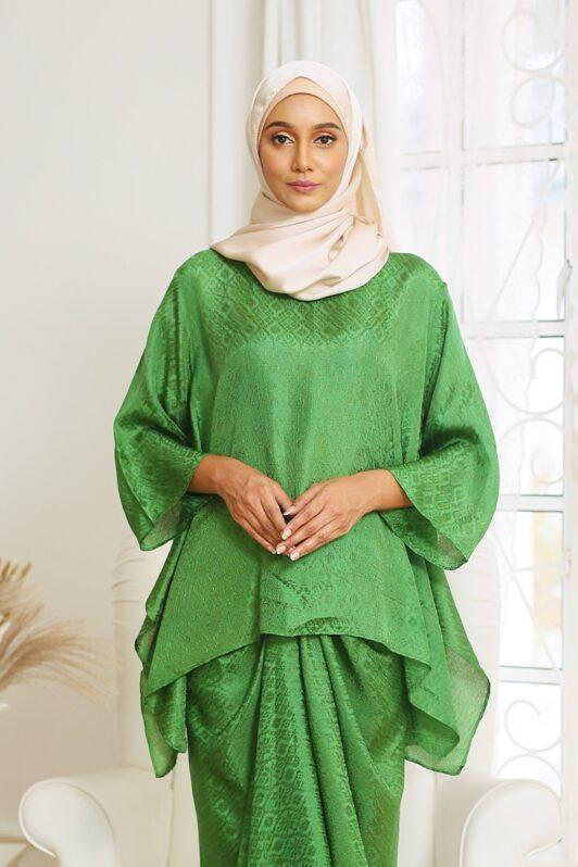 Baju Kurung Batik Baju Kurung Modern Baju Kurung Moden Baju Kurung Riau Baju Kurung Kedah Baju Kurung Pahang Baju Kurung Raya 2020 Baju Kurung Hijau Habra Haute Ayra Kurung Emerald Green