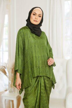 Baju Kurung Batik Baju Kurung Modern Baju Kurung Moden Baju Kurung Riau Baju Kurung Kedah Baju Kurung Pahang Baju Kurung Raya 2020 Baju Kurung Hijau Habra Haute Ayra Kurung Olive