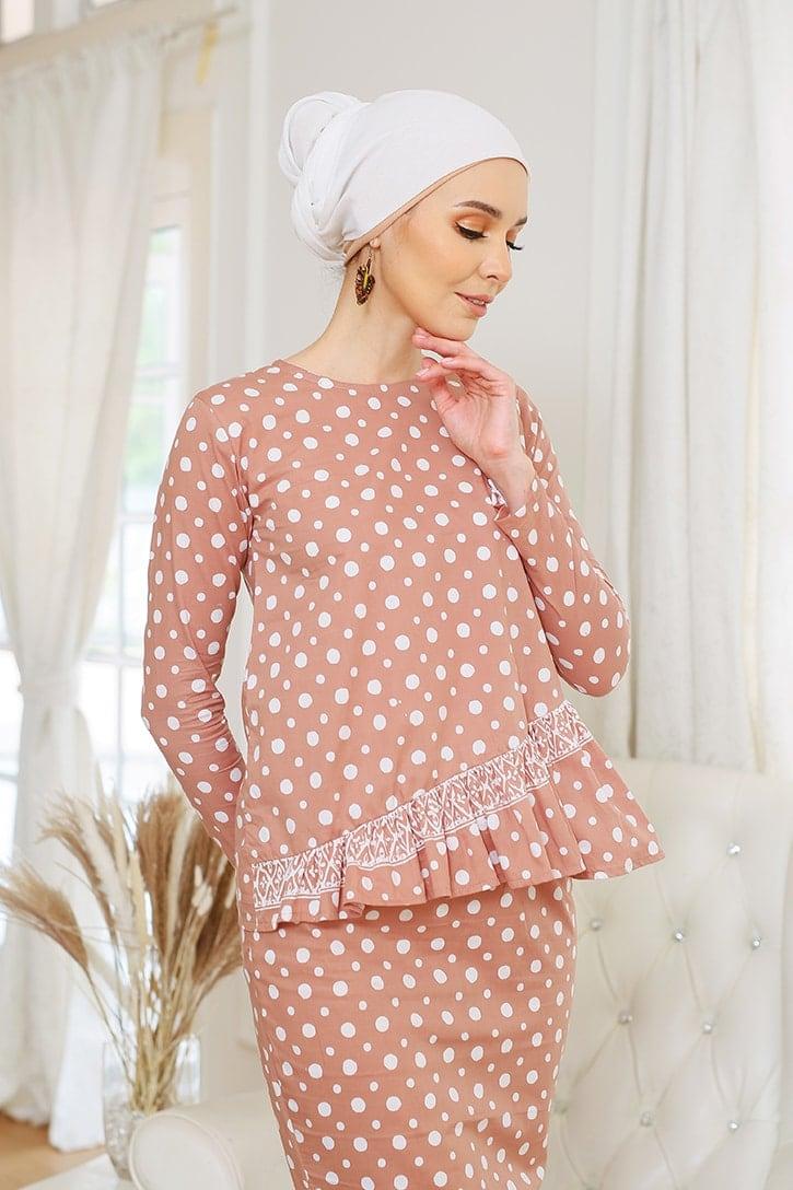 Baju Kurung Ruffle Kurung Moden Kurung Modern Baju Kurung Riau Baju Kurung Peplum Viral Baju Kurung Pastel Baju Kurung Jasmin