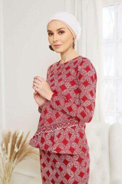 Baju Kurung Ruffle Kurung Moden Kurung Modern Baju Kurung Riau Baju Kurung Peplum Viral Baju Kurung Pastel Baju Kurung Merah Baju Kurung Jasmin