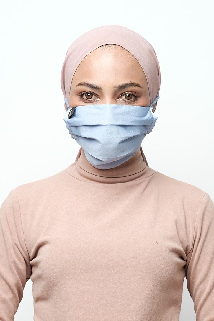 abra haute face mask kain pelitup muka bertali fm06