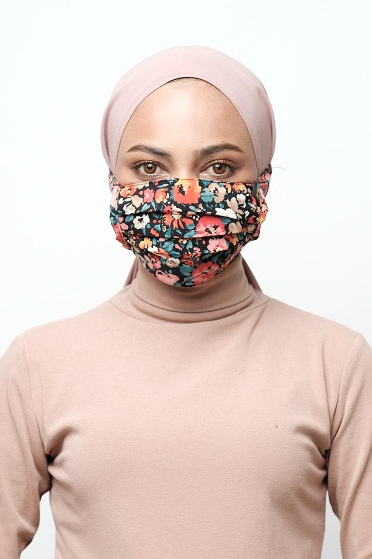 habra haute face mask kain pelitup muka bertali fm07