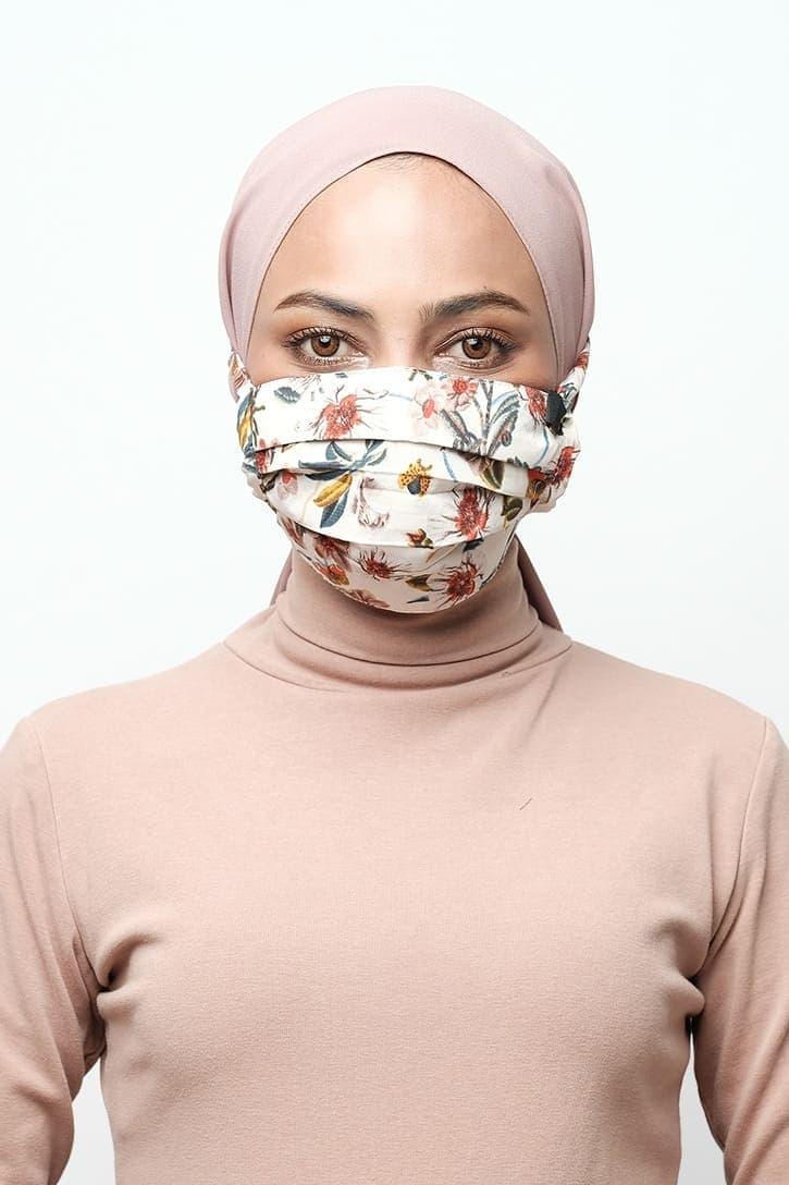 habra haute face mask kain pelitup muka bertali fm08