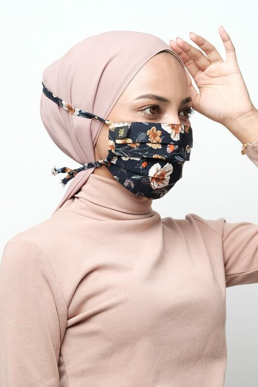 habra haute face mask kain pelitup muka bertali fm09