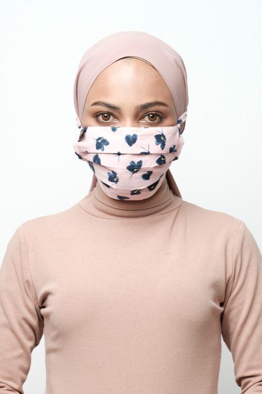 habra haute face mask kain pelitup muka bertali fm14