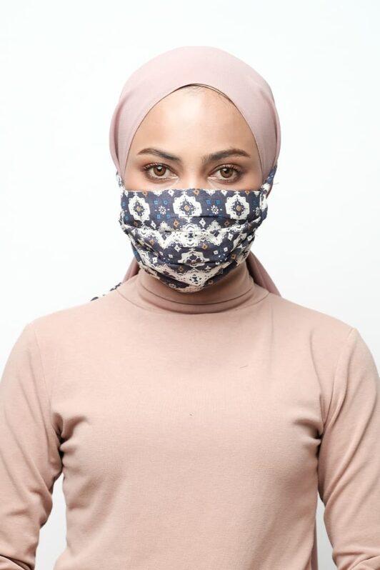 habra haute face mask kain pelitup muka bertali fm16