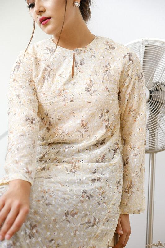 habra haute baju kurung baju kurung pahang baju kurung riau baju kurung teluk belanga baju kurung melaka kurung pahang kurung riau baju sulam baju embroidery baju raya 2021 sarima kurung pahang sr05