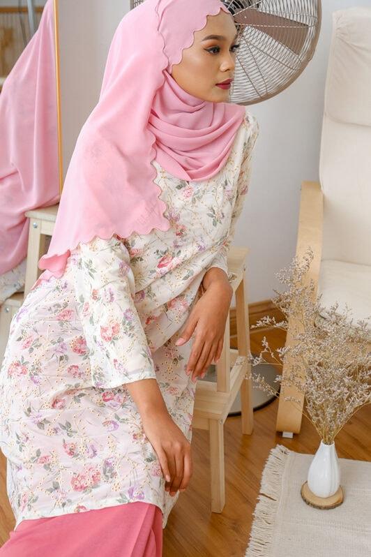 habra haute baju kurung baju kurung pahang baju kurung riau baju kurung teluk belanga baju kurung melaka kurung pahang kurung riau baju sulam baju embroidery baju raya 2021 sarima kurung pahang sr06