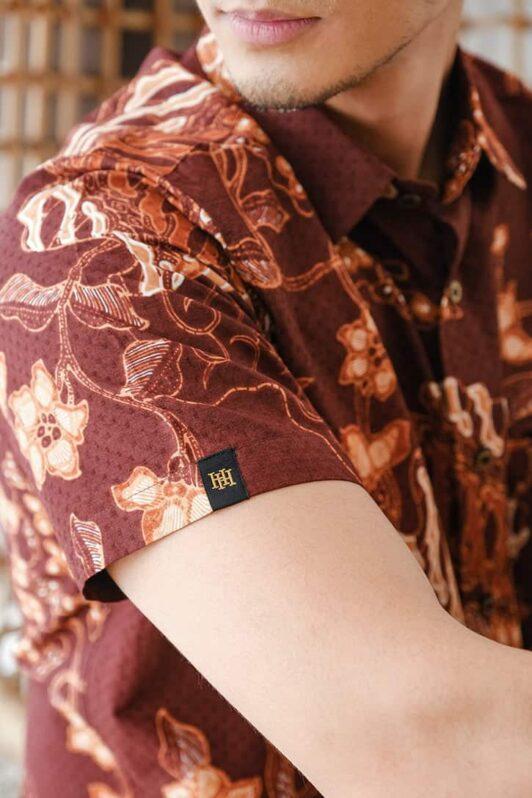 habra haute batik sedondon couple set kurung batik malaysia indonesia batik cotton kemeja batik jawa modern batik baju raya 2021 khaled KH90